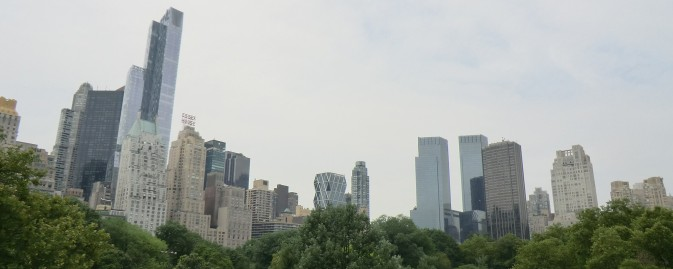 From Central Park
