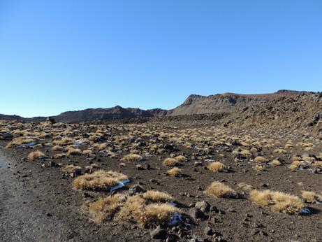 tongariro-paysage
