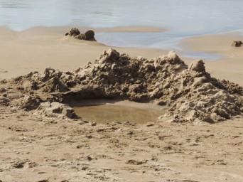 bassin hot water beach