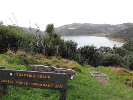 Tramping view