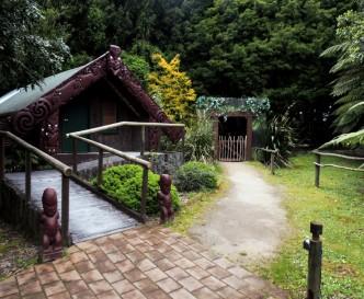 Maori home