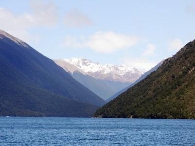 montagne lac Nelson