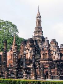 ruines sukhothai